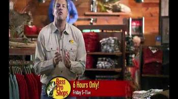 Bass Pro Shops Black Friday 6 Hour Sale TV Spot, 'Masterbuilt Smoker' - Thumbnail 2