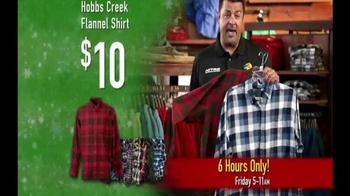 Bass Pro Shops Black Friday 6 Hour Sale TV Spot, 'Masterbuilt Smoker' - Thumbnail 5