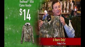 Bass Pro Shops Black Friday 6 Hour Sale TV Spot, 'Masterbuilt Smoker' - Thumbnail 8
