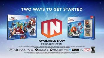 Disney Infinity 2.0 TV Spot, 'Speaking Infinity: Family' Song by Aerosmith - Thumbnail 10