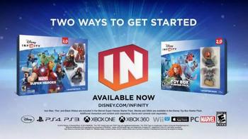 Disney Infinity 2.0 TV Spot, 'Speaking Infinity: Family' Song by Aerosmith - Thumbnail 9