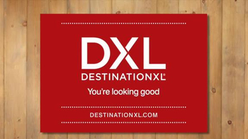 Destination XL Buy One Get One Free TV Spot, 'Best Shirts, Pants and More' - Thumbnail 10