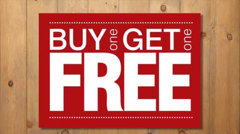 Destination XL Buy One Get One Free TV Spot, 'Best Shirts, Pants and More' - Thumbnail 4