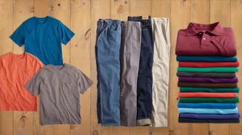 Destination XL Buy One Get One Free TV Spot, 'Best Shirts, Pants and More' - Thumbnail 7