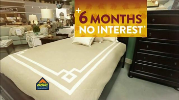 Ashley Furniture Homestore TV Spot, 'Home Ready for the Holiday' - Thumbnail 5
