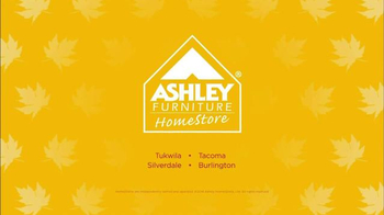 Ashley Furniture Homestore TV Spot, 'Home Ready for the Holiday' - Thumbnail 7