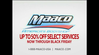 Maaco Black Friday Sales Event TV Spot, 'Former Glory' - Thumbnail 10