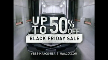 Maaco Black Friday Sales Event TV Spot, 'Former Glory'