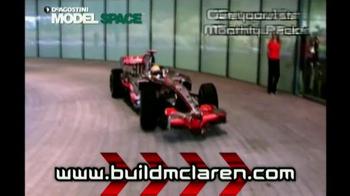 McLaren Automotive MP4-23 TV Spot, 'Stunningly Recreated' - Thumbnail 2