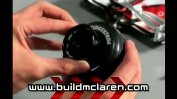 McLaren Automotive MP4-23 TV Spot, 'Stunningly Recreated' - Thumbnail 5