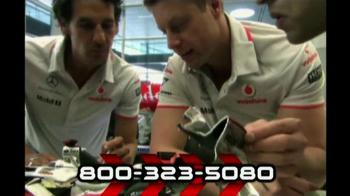 McLaren Automotive MP4-23 TV Spot, 'Stunningly Recreated' - Thumbnail 7