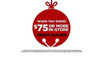JCPenney Black Friday Sale TV Spot, 'Just Got Jingled' - Thumbnail 8