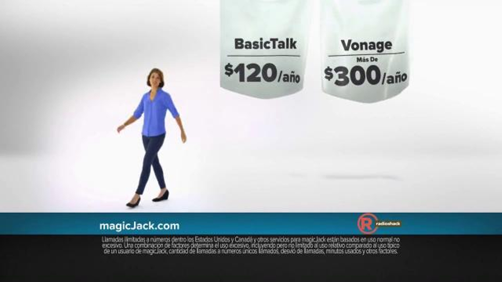 Magicjack Tv Commercial Servicio Asequible Ispottv