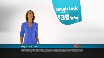 magicJack TV Spot, 'Servicio Asequible' [Spanish] - Thumbnail 3