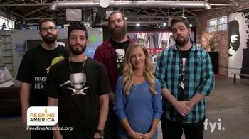 Feeding America TV Spot, 'FYI: Join The Fight' - Thumbnail 3