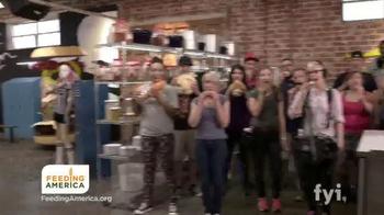 Feeding America TV Spot, 'FYI: Join The Fight' - Thumbnail 4