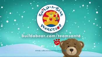Build-A-Bear Workshop TV Spot, 'Santa's Merry Mission' - Thumbnail 8