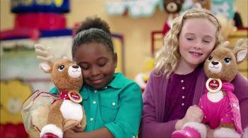 Build-A-Bear Workshop TV Spot, 'Santa's Merry Mission' - 1322 commercial airings