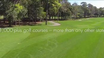 Visit Florida TV Spot, 'More Golf Courses' - Thumbnail 7