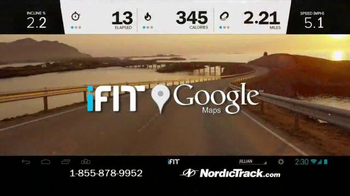 NordicTrack TV Spot, 'Biggest Loser Contestants' Feat. Jillian Michaels - Thumbnail 8