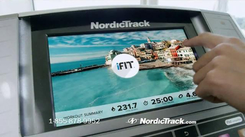 NordicTrack TV Spot, 'Biggest Loser Contestants' Feat. Jillian Michaels - Thumbnail 9