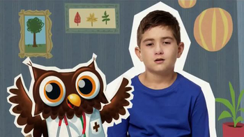 Dr. Cocoa TV Spot, 'Children's Cough and Cold Relief with a Smile' - Thumbnail 1