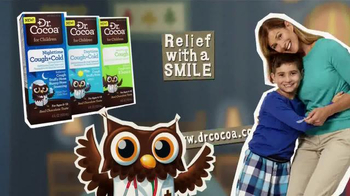 Dr. Cocoa TV Spot, 'Children's Cough and Cold Relief with a Smile' - Thumbnail 10