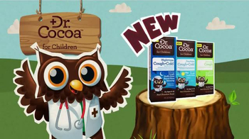 Dr. Cocoa TV Spot, 'Children's Cough and Cold Relief with a Smile' - Thumbnail 4