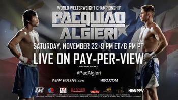 HBO TV Spot, '2014 World Welterweight Championship' - Thumbnail 10