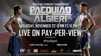HBO TV Spot, '2014 World Welterweight Championship' - Thumbnail 9