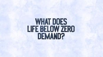 ZeroDemands.com TV Spot, 'National Geographic: Life Below Zero'