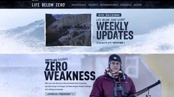 ZeroDemands.com TV Spot, 'National Geographic: Life Below Zero' - Thumbnail 3