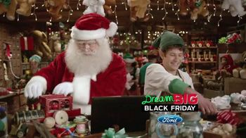 Ford Dream Big Black Friday TV Spot, '$1,000 Amazon Gift Card' - 80 commercial airings