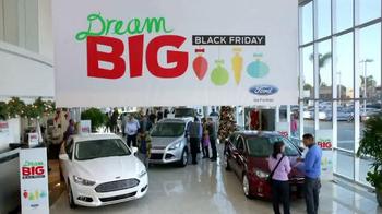Ford Dream Big Black Friday TV Spot, '$1,000 Amazon Gift Card' - Thumbnail 1
