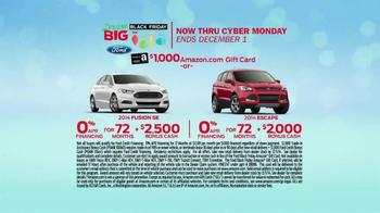 Ford Dream Big Black Friday TV Spot, '$1,000 Amazon Gift Card' - Thumbnail 10