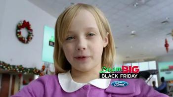 Ford Dream Big Black Friday TV Spot, '$1,000 Amazon Gift Card' - Thumbnail 3