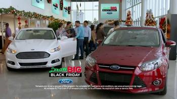 Ford Dream Big Black Friday TV Spot, '$1,000 Amazon Gift Card' - Thumbnail 5