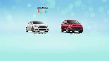 Ford Dream Big Black Friday TV Spot, '$1,000 Amazon Gift Card' - Thumbnail 7