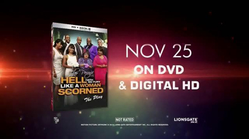 Tyler Perry's Hell Hath No Fury Like a Woman Scorned on DVD TV Spot - Thumbnail 10