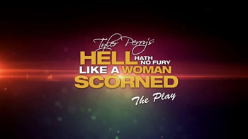 Tyler Perry's Hell Hath No Fury Like a Woman Scorned on DVD TV Spot - Thumbnail 3