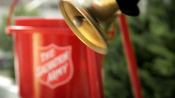 The Salvation Army TV Spot, 'Red Kettle Reason: Feeding the Hungry' - Thumbnail 1