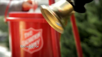 The Salvation Army TV Spot, 'Red Kettle Reason: Feeding the Hungry' - Thumbnail 3