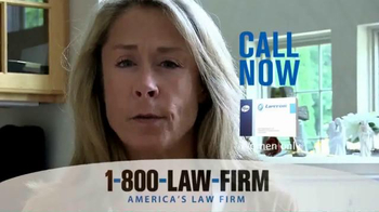 1-800-LAW-FIRM TV Spot, 'Lipitor Linked to Diabetes' - Thumbnail 10