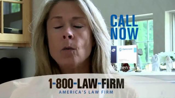 1-800-LAW-FIRM TV Spot, 'Lipitor Linked to Diabetes' - Thumbnail 9