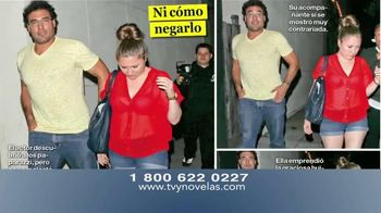 TVyNovelas TV Spot, 'Últimas Noticias' [Spanish]