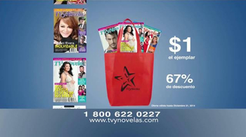 TVyNovelas TV Spot, 'Últimas Noticias' [Spanish] - Thumbnail 5