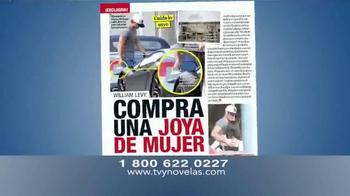 TVyNovelas TV Spot, 'Últimas Noticias' [Spanish] - Thumbnail 1