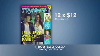 TVyNovelas TV Spot, 'Últimas Noticias' [Spanish] - Thumbnail 4