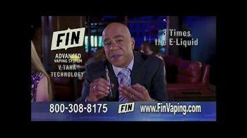 Fin Advanced Vaping Kit TV Spot, 'Smoke Anywhere'