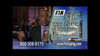 Fin Advanced Vaping Kit TV Spot, 'Smoke Anywhere' - Thumbnail 9